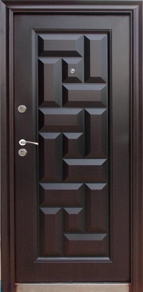 Посоки на отваряне на входните врати