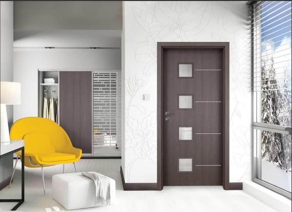 Различните стилове при интериорните врати
