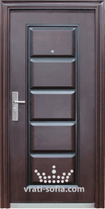 Метална входна врата 093-G