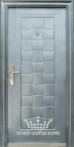 Метална входна врата 132-D1