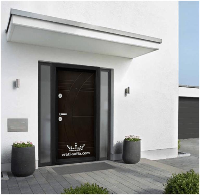 Десет съвета как по-лесно да изберете цвят на входната врата
