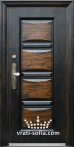 Метална входна врата 516