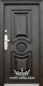 Метална входна врата 539