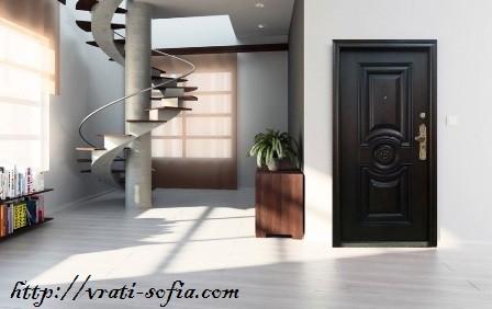Входни врати за апартаменти