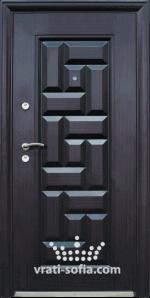 Метална входна врата 602