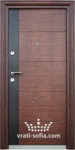 Метална входна врата 616 C