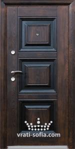 Метална входна врата 888