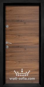 Блиндирана входна врата Ale 404, цвят Наполи
