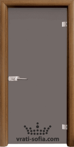 Стъклена интериорна врата, Basic G 10