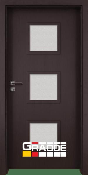 Интериорна врата Gradde Bergedorf, Рибейра