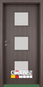 Интериорна врата Gradde Bergedorf Klasse A++