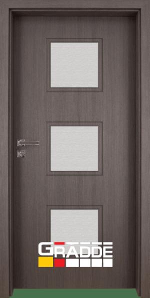 Интериорна врата Gradde Bergedorf, Сан Диего