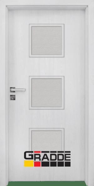 Интериорна врата Gradde Bergedorf Klasse A, Sibiren