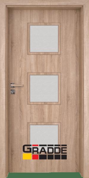 Интериорна врата Gradde Bergedorf Klasse A, Verade