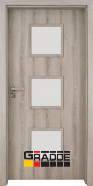 Интериорна врата Gradde Bergedorf Klasse A, VeralingaEsche