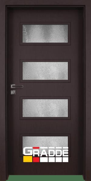 Интериорна врата Gradde Blomendal Klasse A++, Ribeira