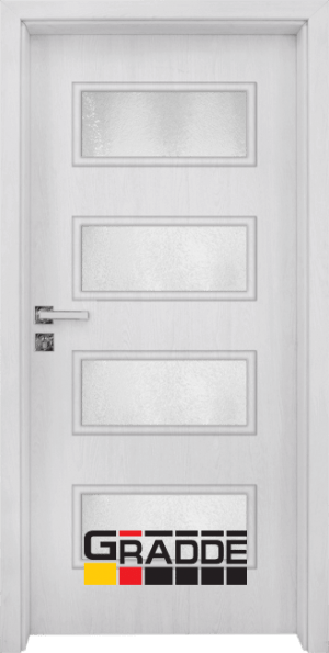 Интериорна врата Gradde Blomendal, Sibirien