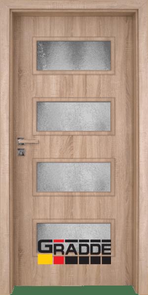 Интериорна врата Gradde Blomendal, Вераде