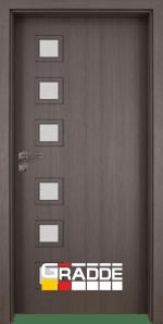 Интериорна врата Gradde Reichsburg Klasse A++
