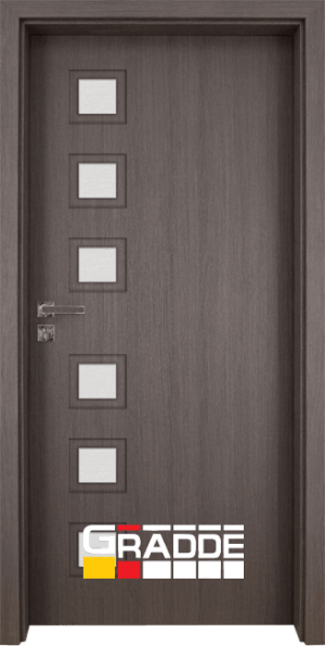 Интериорна врата Gradde Reichsburg, Сан Диего