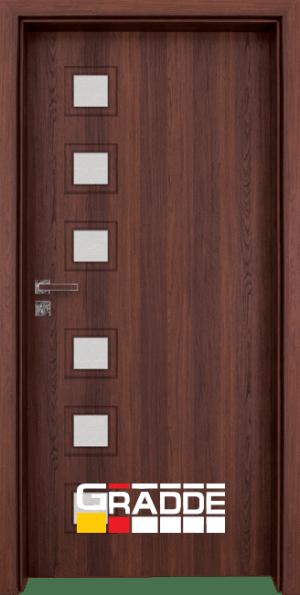 Интериорна врата Gradde Reichsburg Klasse A, SchwedischeEsche
