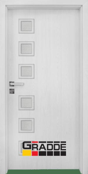Интериорна врата Gradde Reichsburg Klasse A, Sibirien
