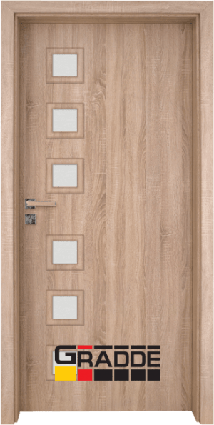 Интериорна врата Gradde Reichsburg Klasse A, Verade