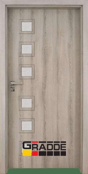 Интериорна врата Gradde Reichsburg Klasse A, VeralingaEsche