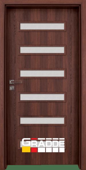 Интериорна врата Gradde Schwerin, Esche