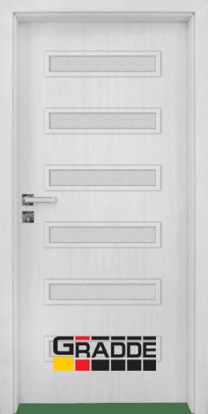 Интериорна врата Gradde Schwerin, Sibirien