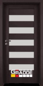 Интериорна врата Gradde Aaven Glas Klasse A++