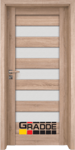 Интериорна врата Gradde Aaven Glas Klasse A