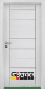 Интериорна врата Gradde Axel Voll Klasse A