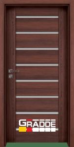 Интериорна врата Gradde Axel Glas Klasse A
