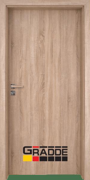 Интериорна врата Gradde Simpel Klasse A, Verade