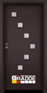 Интериорна врата Gradde Zwinger Klasse A++