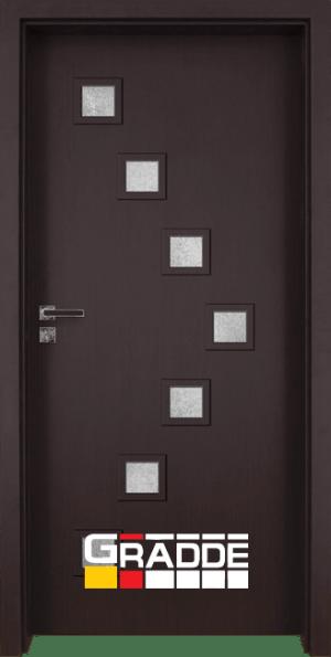 Интериорна врата Gradde Zwinger, Рибейра