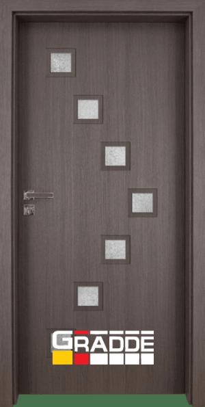 Интериорна врата Gradde Zwinger, Сан Диего