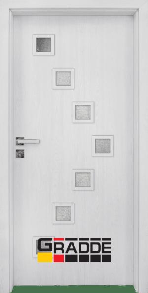 Интериорна врата Gradde Zwinger Klasse A, Sibirien