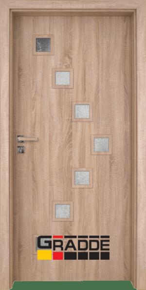 Интериорна врата Gradde Zwinger Klasse A, Verade