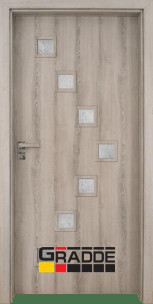 Интериорна врата Gradde Zwinger Klasse A, VeralingaEsche