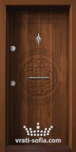 Блиндирана входна врата Т110