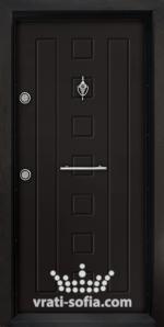 Блиндирана входна врата Т712