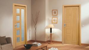 Остъклените интериорни врати – лукс и удобство