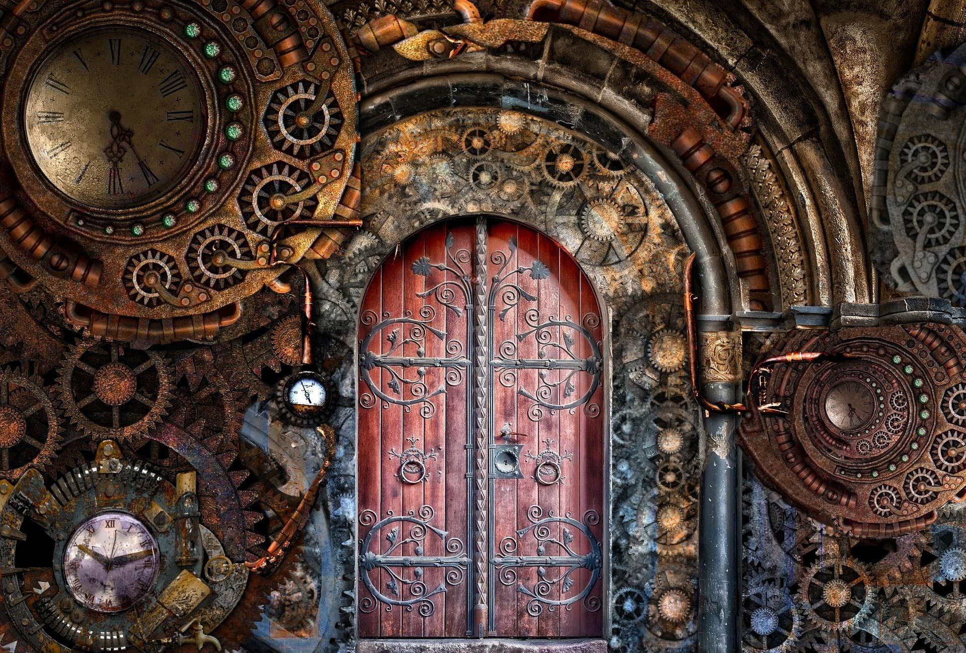 Произходът на вратите