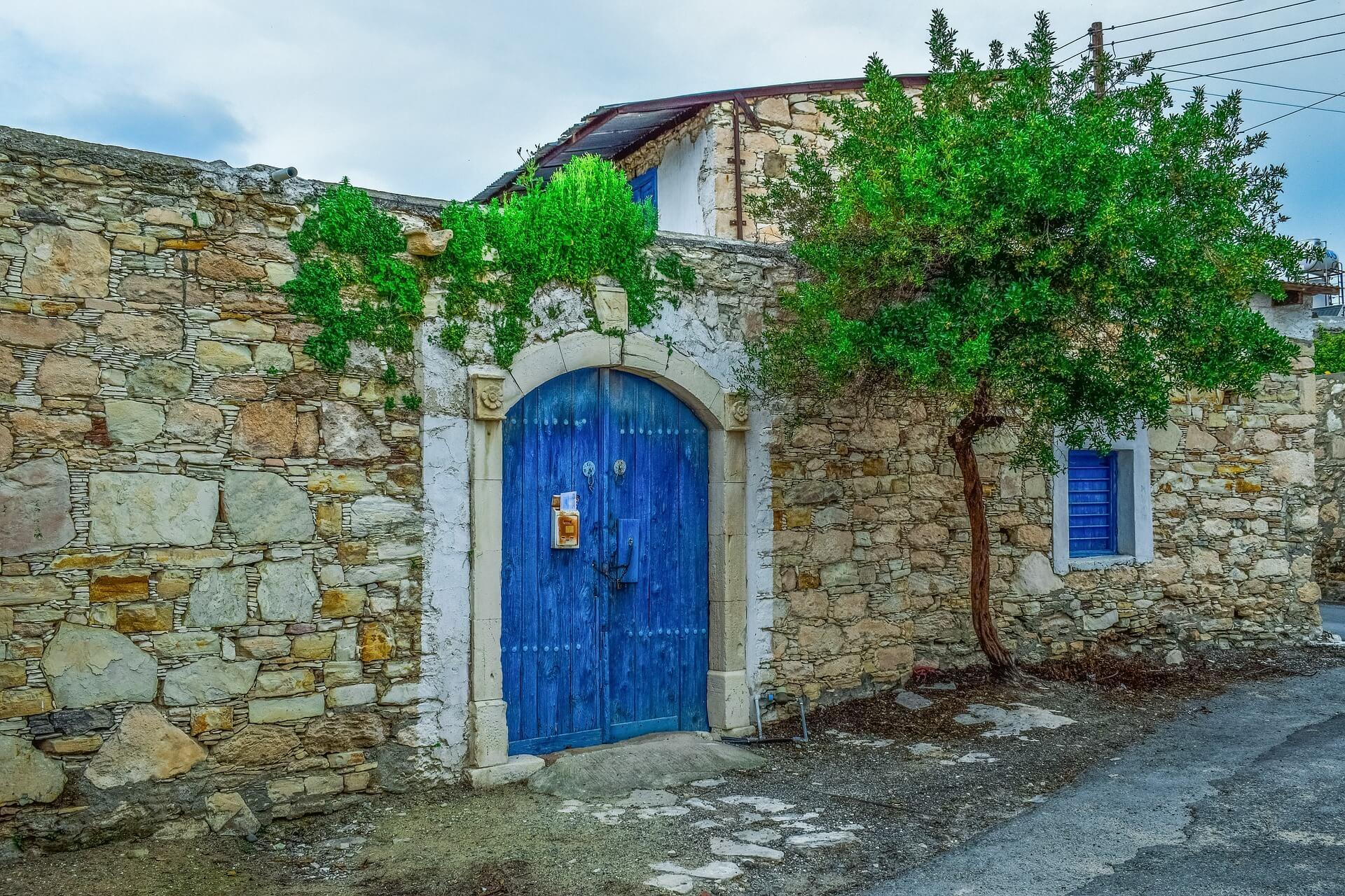 Качествата на входните врати за къщи