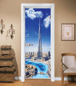 Стъклената врата – вратата на бъдещето