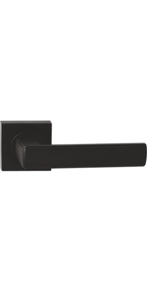 Дръжка Sile за интериорни врати Gradde, Черен мат