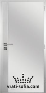 Алуминиева врата за баня – GRADDE цвят San Diego