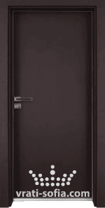 Алуминиева врата за баня – GRADDE цвят Ribeira